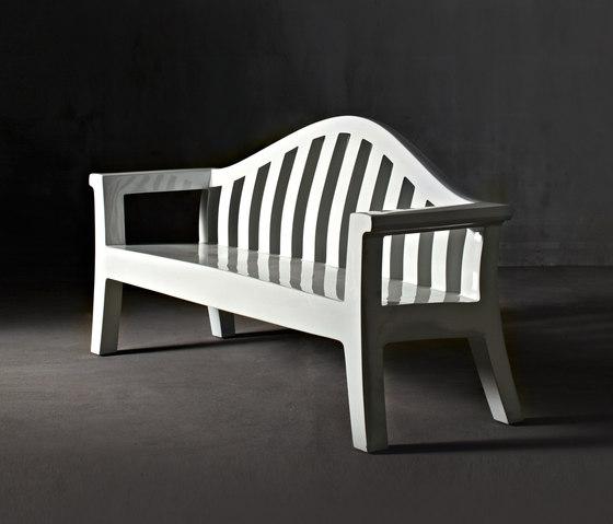 Giulietta by Serralunga | Garden benches