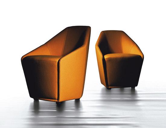 Misura by Tacchini Italia | Lounge chairs