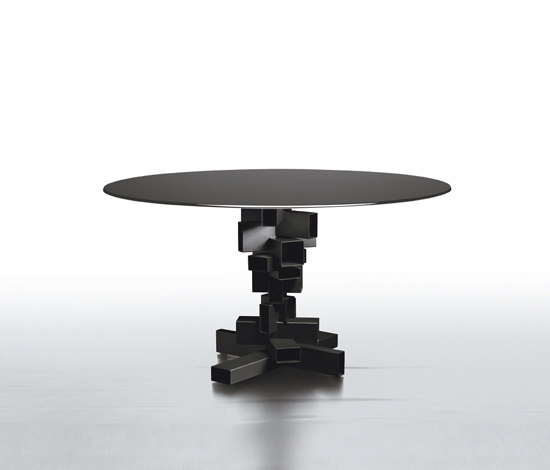 Plaza by Tacchini Italia | Dining tables