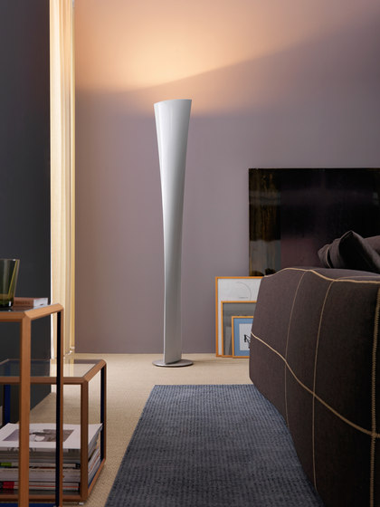 Polaris Floor lamp by FontanaArte | General lighting