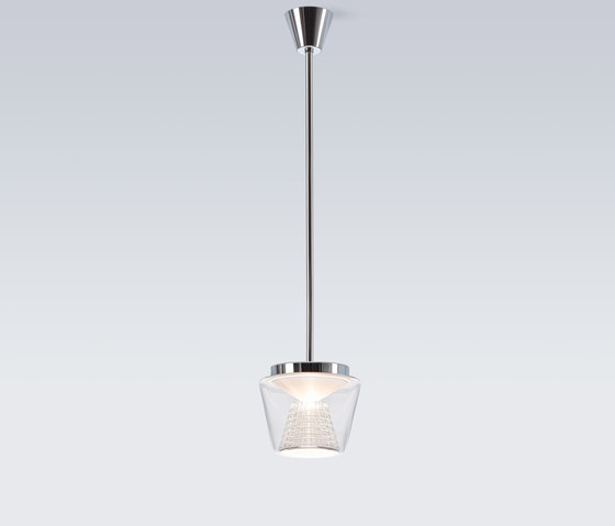 Annex Suspension clear / crystal by serien.lighting | General lighting