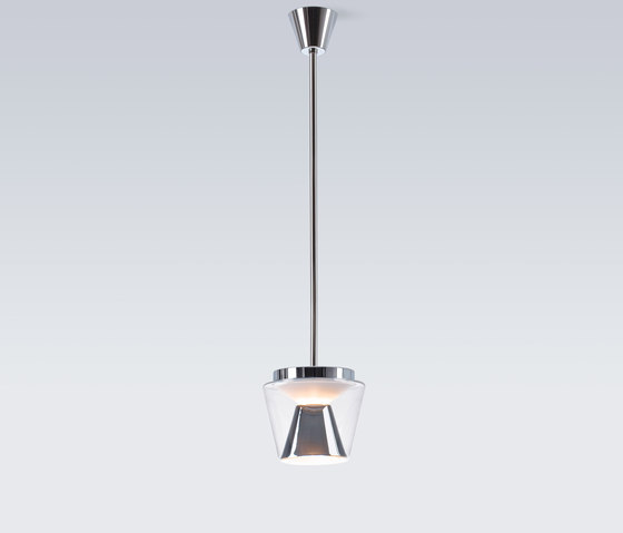 Annex Suspension clear / aluminium by serien.lighting | General lighting