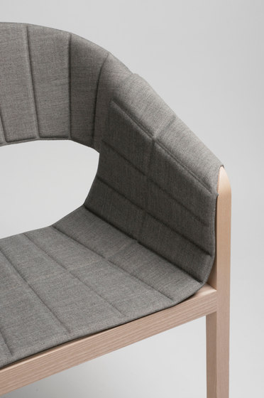 WOGG ROYA Armchair by WOGG | Chairs
