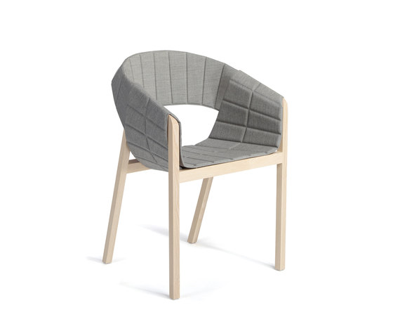 WOGG ROYA Armchair by WOGG | Visitors chairs / Side chairs