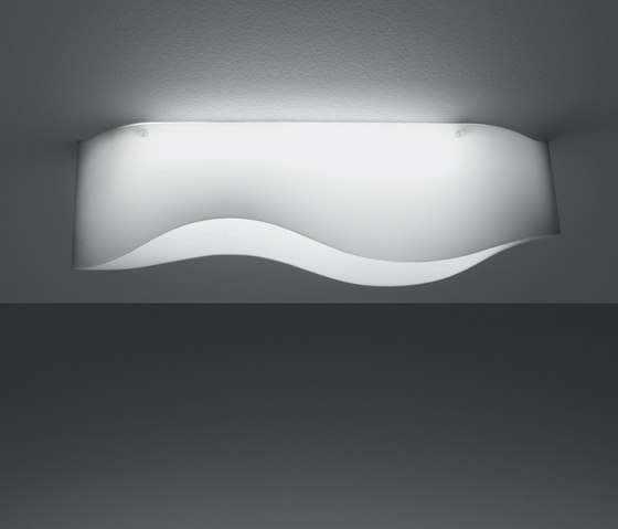 Zeffiro 80 ceiling lamp by Artemide | General lighting