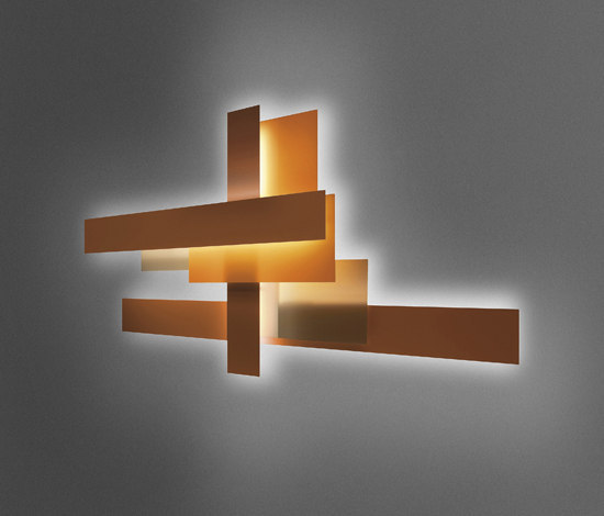 Fields 1 wall by Foscarini | General lighting