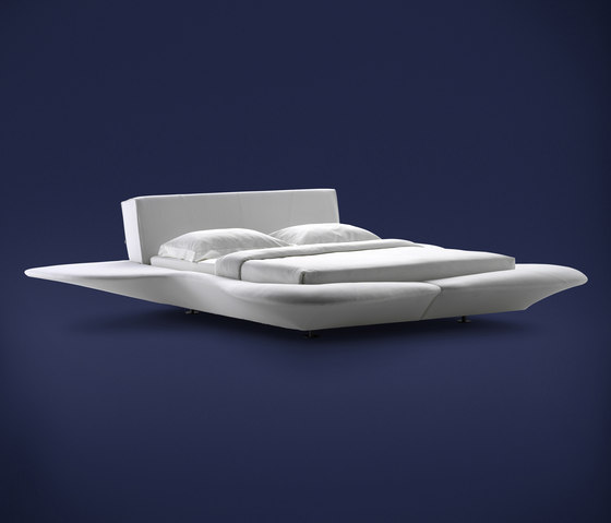 Grandpiano by Flou | Double beds