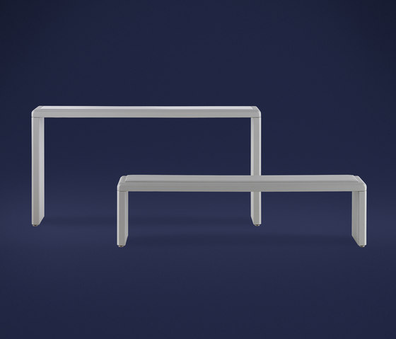 Prins Bench by Flou | Upholstered benches