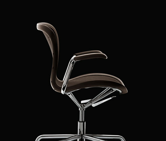 Annett swivel chair by Magis | Task chairs