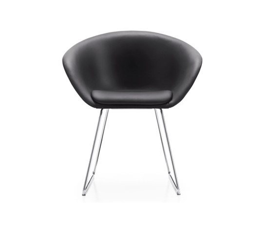 Duna | D019/D021 by Arper | Visitors chairs / Side chairs