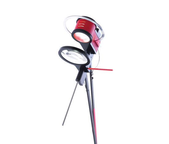 Hot.Hot de Ingo Maurer | Lámparas de trabajo