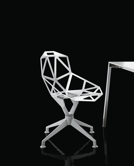 Chair_One_4Star by Magis | Garden chairs