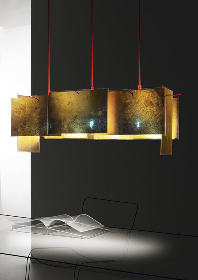 24 Karat Blau M by Ingo Maurer | General lighting