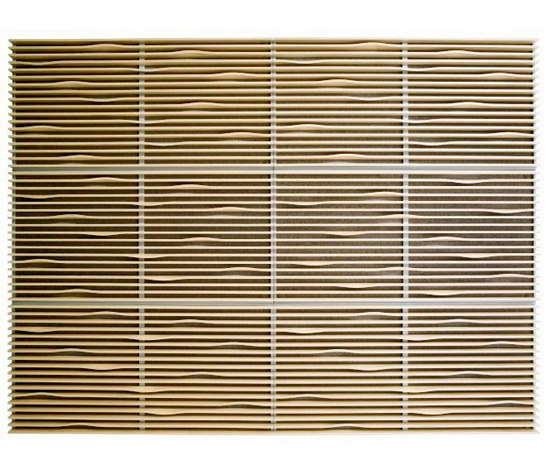 Noton acoustic panel de Swedese | Tableros: MDF