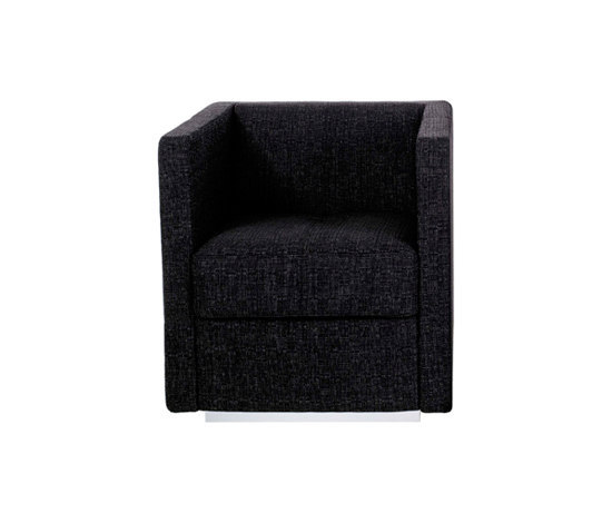Torso easy chair by Swedese | Lounge chairs