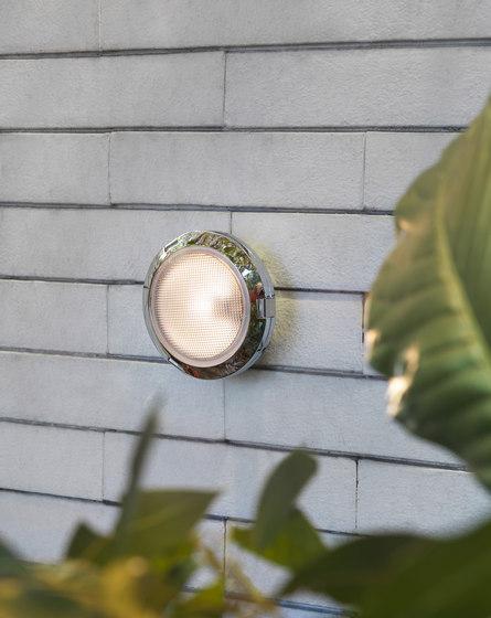 Kodo Esterno di FontanaArte | Lampade outdoor parete