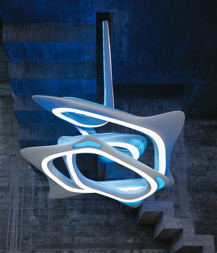 VORTEXX  - Chandelier by Zumtobel Lighting | General lighting