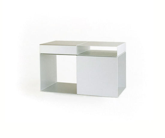 Coffee Table [Furniture System T71] by Patrick Lindon | Coffee tables