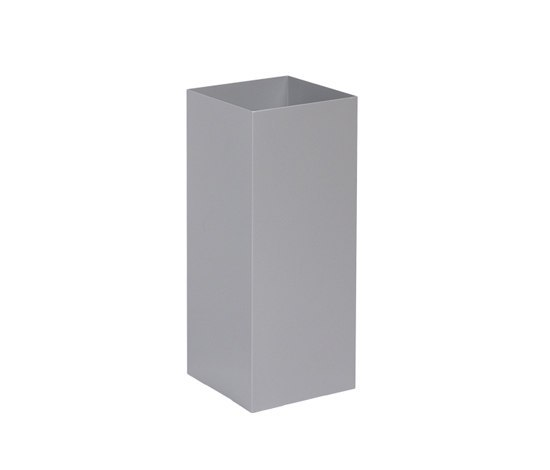 Square umbrella stand by Cascando | Umbrella stands