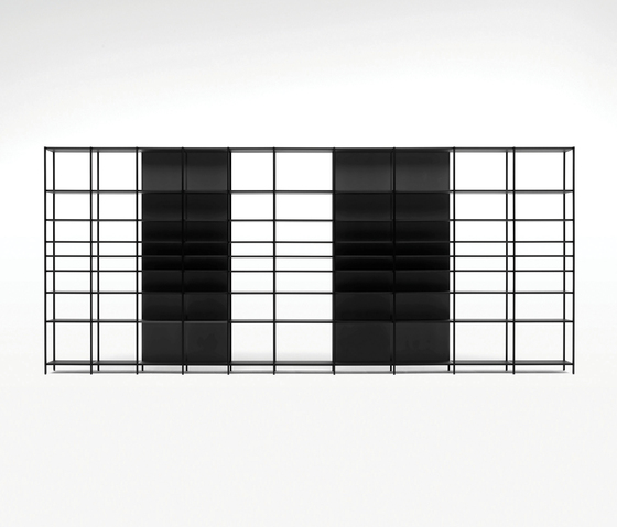 Matrix U344* von Pastoe | Büroregalsysteme