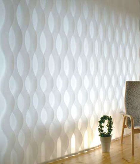 Silent Gliss Vertical Waves by Silent Gliss | Vertical blinds