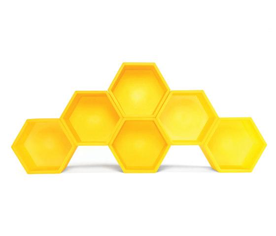 Honeycomb de Quinze & Milan | Éléments de séparation