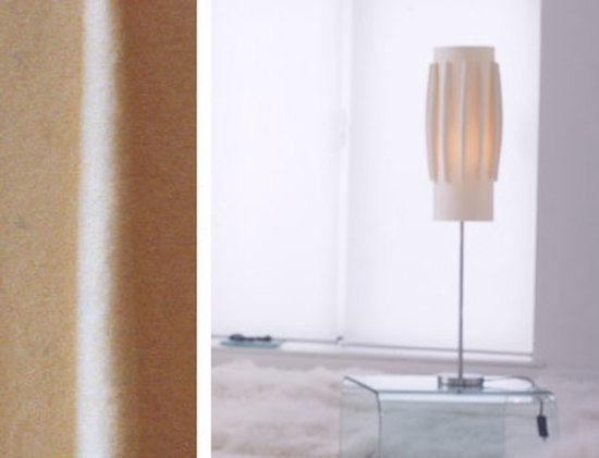 Linea table lamp by ANNE KYYRÖ QUINN | General lighting
