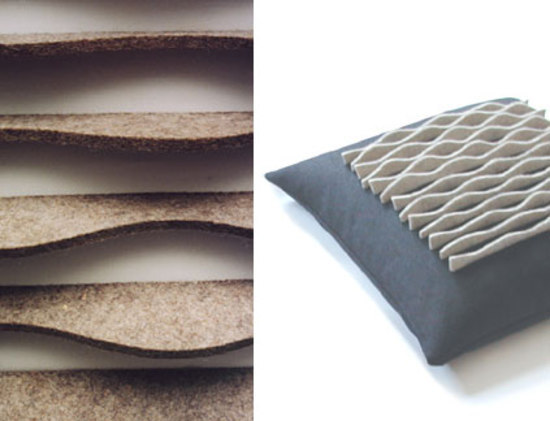 Laine cushion by ANNE KYYRÖ QUINN   Cushions