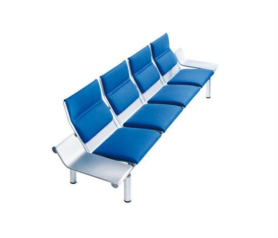Tubis 764/62 by Wilkhahn | Waiting area benches