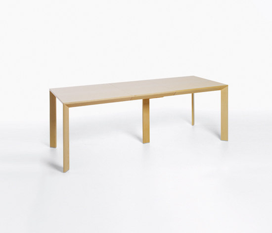 Chamfer table by Karl Andersson | Canteen tables