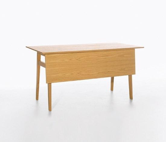 Brygga Tisch BR4/BRF2 14070 von Karl Andersson | Schreibtische