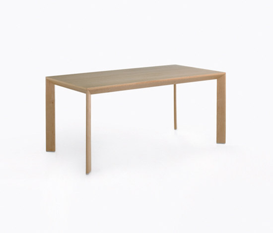Chamfer table by Karl Andersson | Restaurant tables
