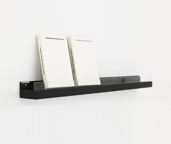Front Ledge FR2 100 by Karl Andersson | Brochure / Magazine display stands
