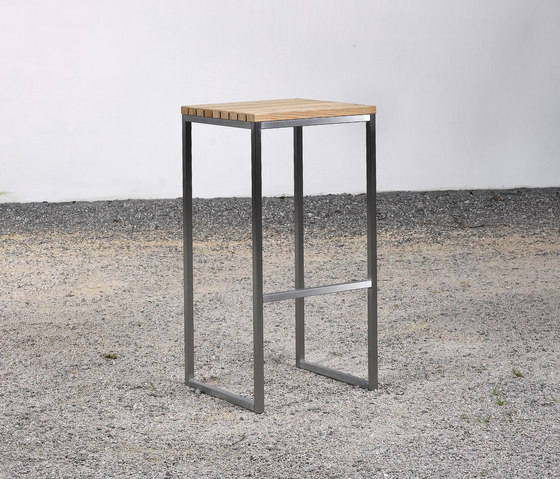 Stool on_07 by Silvio Rohrmoser | Bar stools