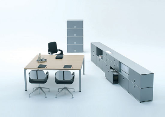 D3 Work area by Denz | Executive desks