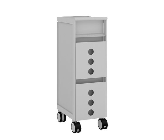 D3 Caddy by Denz | Pedestals