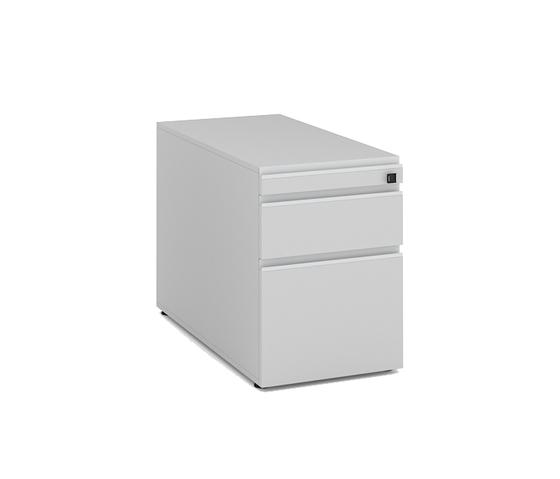 D3 Under-worktop drawer units by Denz | Pedestals