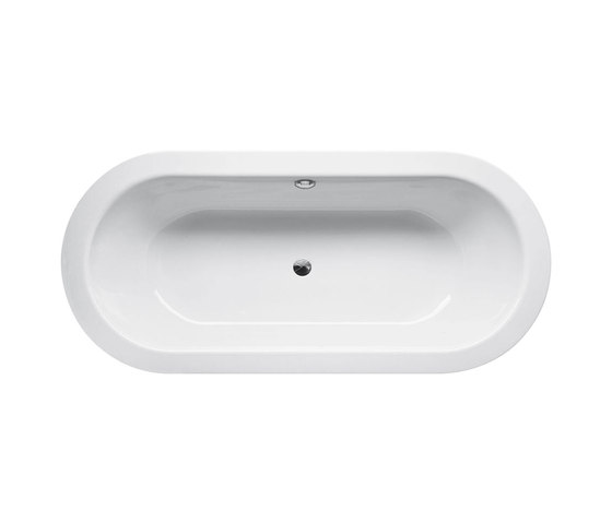 BetteStarlet Oval by Bette | Built-in bathtubs