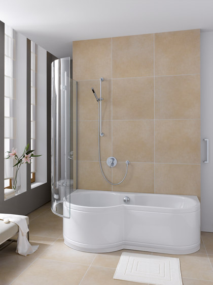 BetteCora Ronda II Shower Screen di Bette