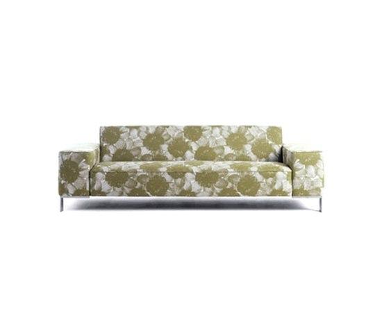 Finch Metal Sofa by Palau | Lounge sofas