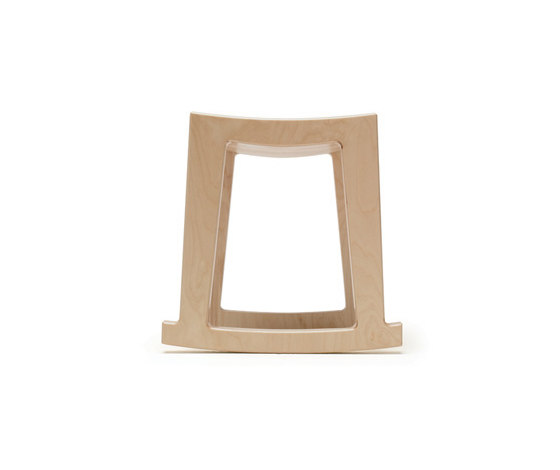 Rocker stool de Context Furniture | Taburetes