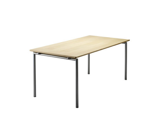 Flex School table di Randers+Radius | Classroom desks