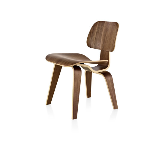 DCW Dining Chair Wood by Herman Miller | Chairs