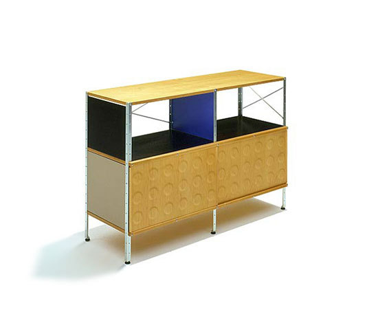 Eames Storage Unit di Herman Miller | Armadi ufficio