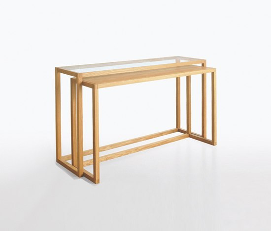 Trio 252-2, 255-1 by Karl Andersson | Console tables