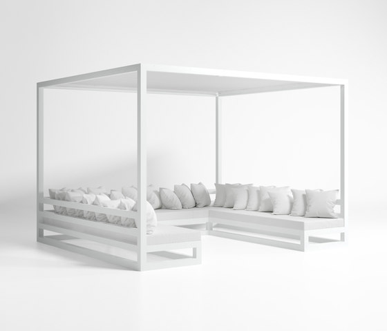 Pergola Sofa by GANDIABLASCO | Gazebos