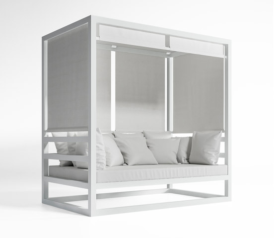 Al Fresco Sofa by GANDIABLASCO | Gazebos