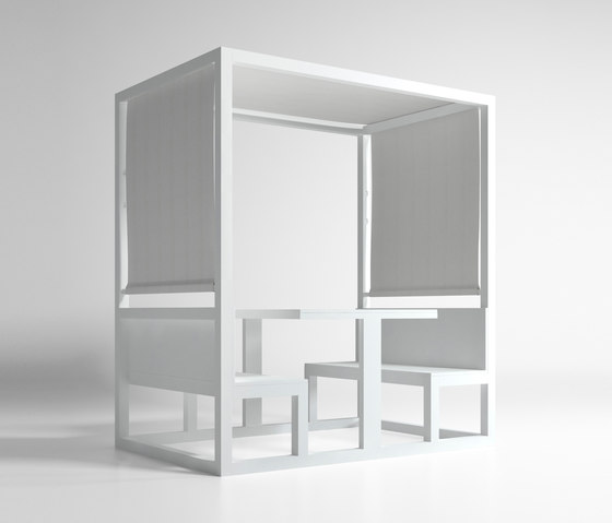 Merendero | Booth by GANDIABLASCO | Gazebos