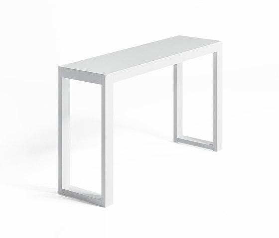 Na Xemena Bar Tisch von GANDIABLASCO | Garten-Bartische
