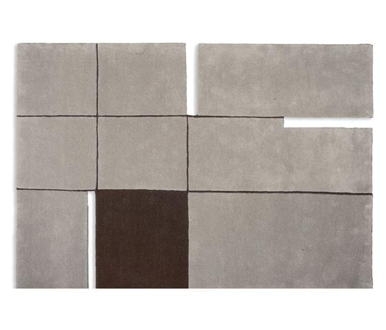 A 180° gris* by GANDIABLASCO | Rugs / Designer rugs